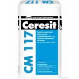 Клей плиточный Ceresit CM 117