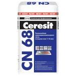 Наливной пол Ceresit CN 68