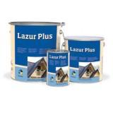 Толстослойная защита древесины Lazur Plus Decolor