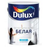Краска Dulux Ослепительно Белая