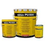 Полиуретановая гидроизоляция Isomat Isoflex-PU 500