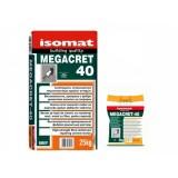 Цементный ремонтный раствор Isomat Megacret 40