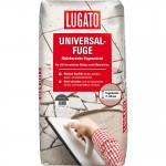 Затирка универсальная эластичная Lugato Universal Fuge