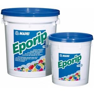 Двухкомпонентный эпоксидный клей Mapei Eporip (Мапей Эпорип) для ремонта бетона
