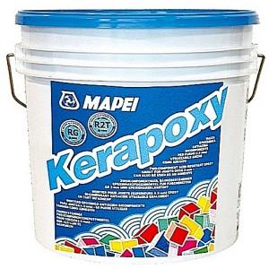 Затирка двухкомпонентная, на эпоксидной основе, Mapei Kerapoxy (Мапей Керапокси)