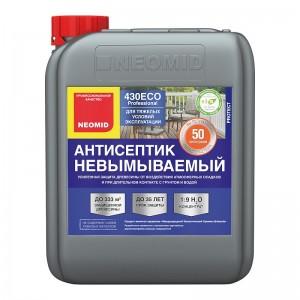 Антисептик-консервант невымываемый Neomid 430 ECO для сложных условий