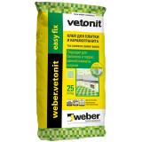 Weber.Vetonit Easy Fix Клей для плитки