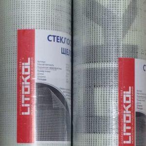 Сетка Litokol стеклотканевая 165 гр/м2