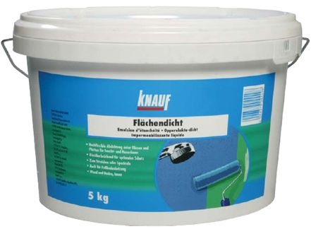 Гидроизоляция обмазочная Кнауф Flachendicht (Флэхендихт)