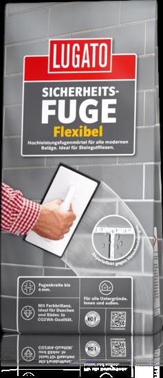 Затирка эластичная Lugato Sicherheitsfuge Flexibel