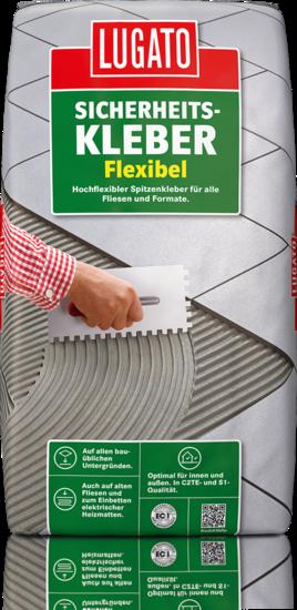 Клей высокоэластичный Lugato sicherheitskleber flexibel