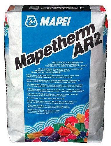 Клей для термоизоляции Mapei Mapetherm AR2 (Мапетерм АР2)