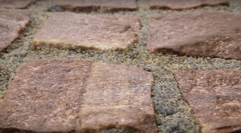 Эпоксидная затирка для брусчатки и камня Диамант