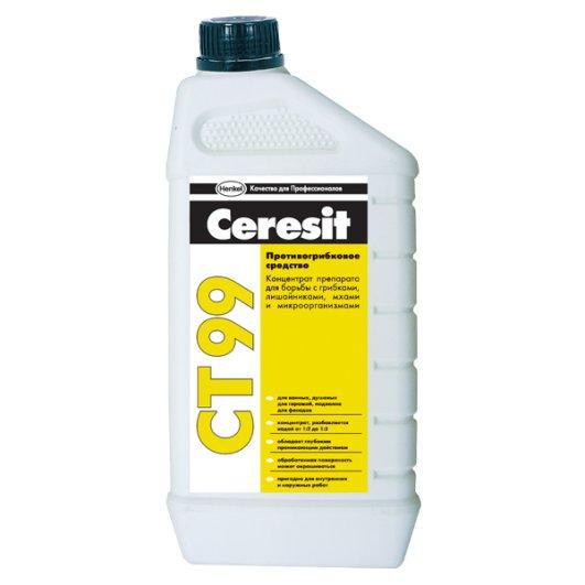 Противогрибковое средство Ceresit CT 99 антиплесень