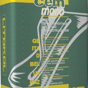 Гидроизоляция однокомпонентная Litokol Elastocem Mono