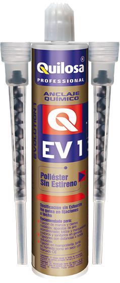 Химический анкер QUILOSA EV1 300 мл