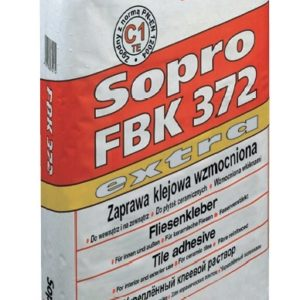 Клей плиточный высокопрочный Sopro FBK 372