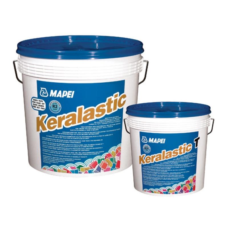 Полиуретановый плиточный клей Mapei Keralastic Т