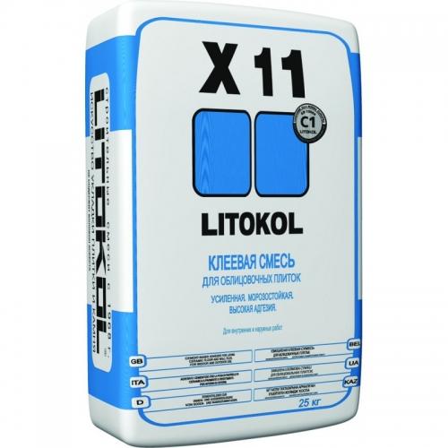 Клей плиточный Litokol X11