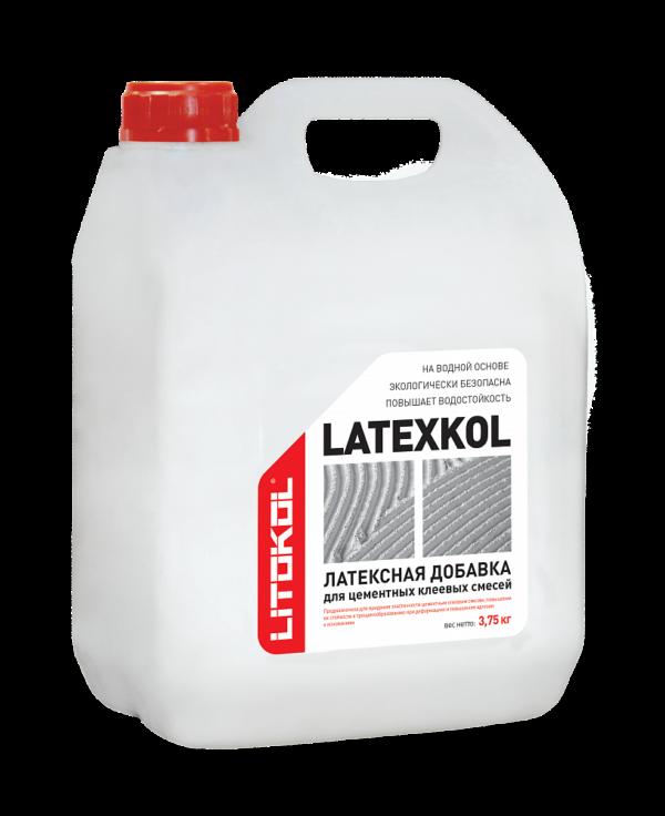Пластификатор для плиточного клея Litokol Latexkol–M