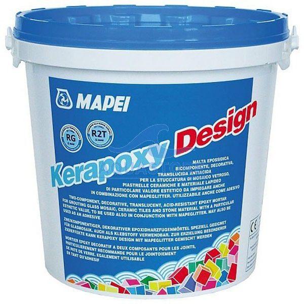 Эпоксидная затирка Kerapoxy Design (Керапокси Дизайн)