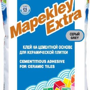 Клей плиточный Mapei Mapekley Extra