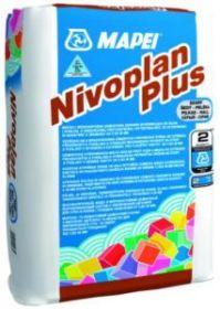 Штукатурка цементно-полимерная Nivoplan Plus (Нивоплан Плюс)