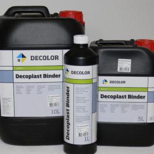 Латексный пластификатор для растворов Decoplast Binder