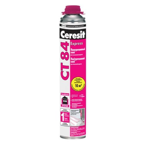 Клей пена для пенополистирола  Ceresit CT 84