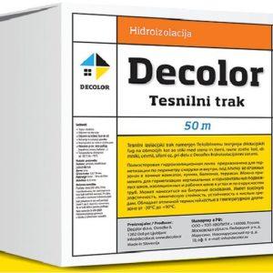 Гидроизоляционная лента Decolor Tesnilni Trak