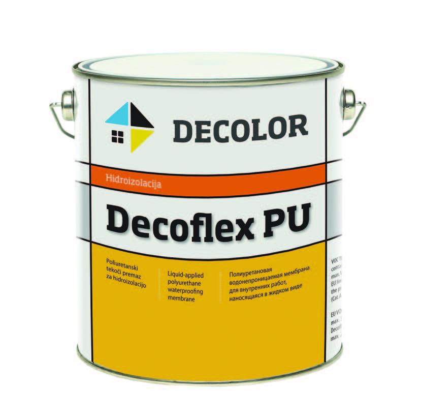 Полиуретановая мембрана Decoflex PU