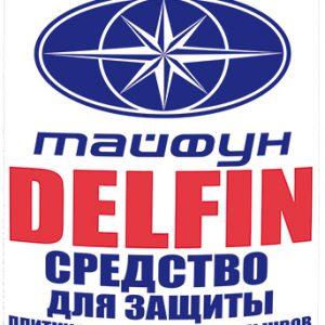 Средство для защиты затирки и плитки Тайфун Delfin Тайфун Дельфин