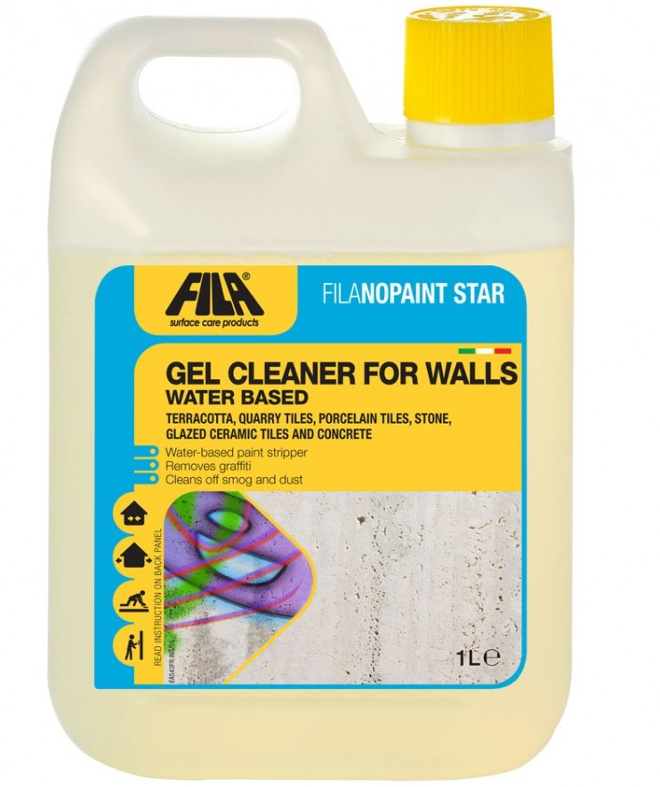 Очиститель стен от графити Fila No Paint Star (Фила Ноу Пэйнт Стар)