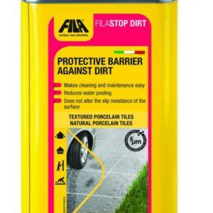 Fila Stop Dirt средство против пятен и грязи для плитки
