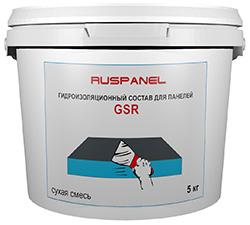 Гидроизоляционный состав GSR