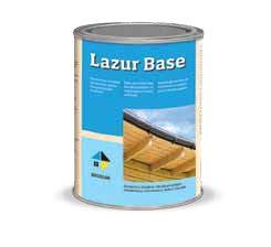 Пропитка для защита древесины Lazur Base Decolor