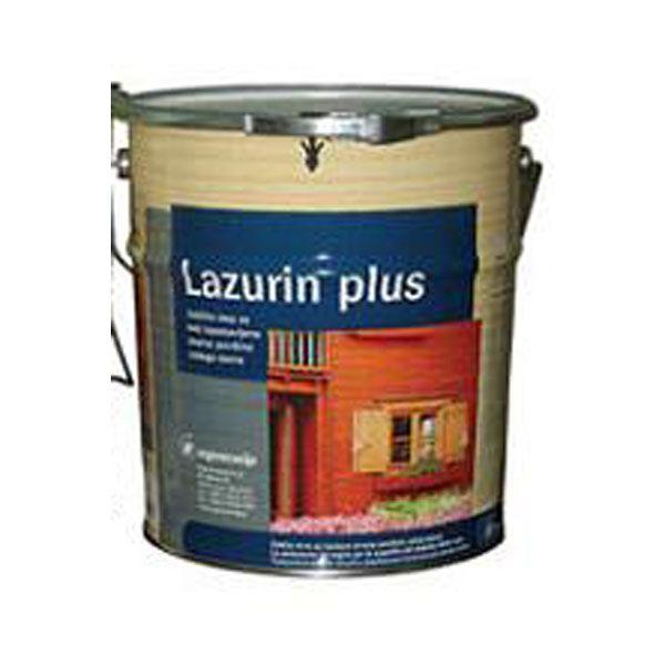 Защитное покрытие для древесины Lazurin Plus