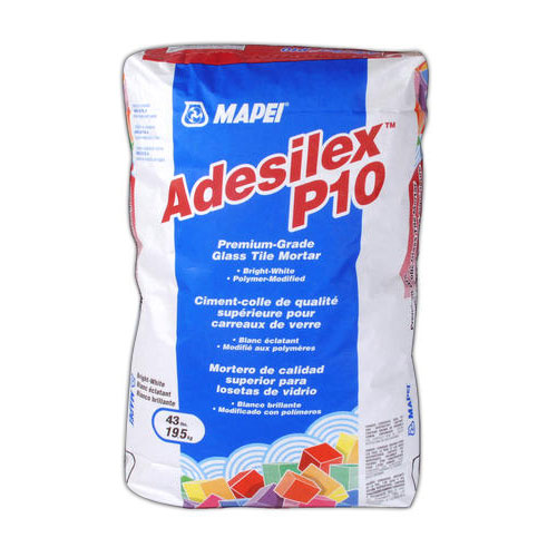 Плиточный клей Mapei Adesilex P10 (Адесилекс П10) белый
