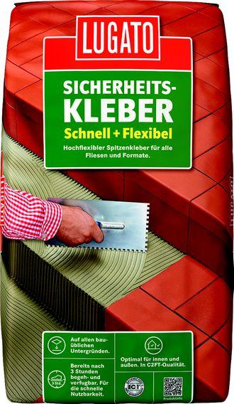 Клей быстросохнущий Lugato sicherheits-kleber schnell + flexibel