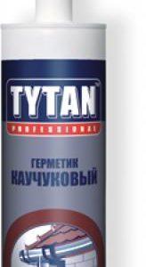 Герметик каучуковый Tytan Professional