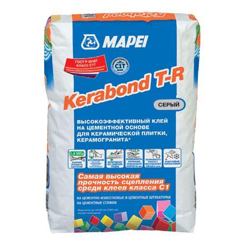 Клей для керамогранита Mapei Kerabond T-R