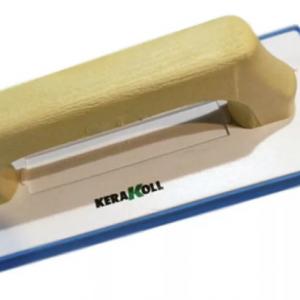 Шпатель резиновый Kerakoll (115х250 мм)
