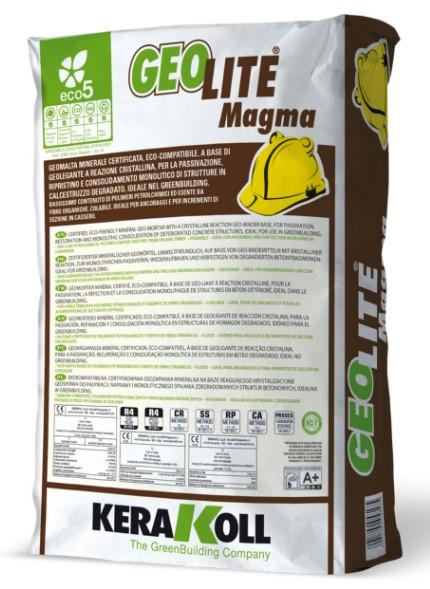 Geolite Magma - раствор для восстановления бетона 25 кг.