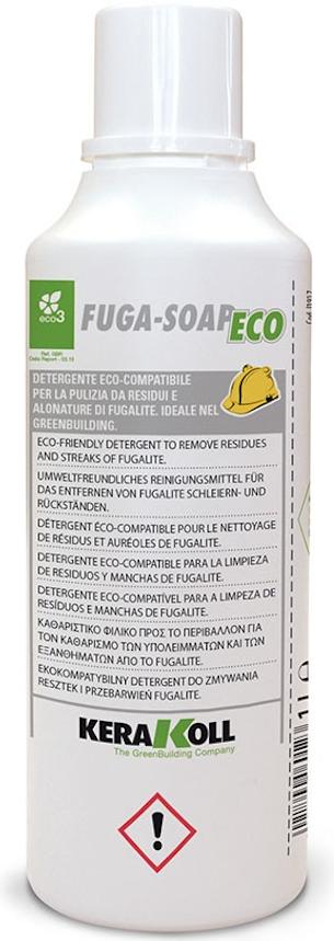 Fuga-Soap - моющее средство для удаления остатков Fugalite Eco 1 л.