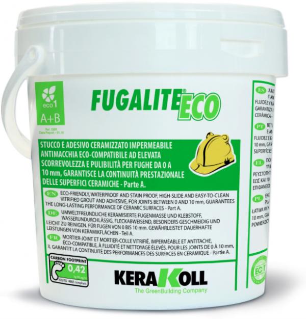 Fugalite Eco - шовный заполнитель на эпоксидной основе 3 кг.