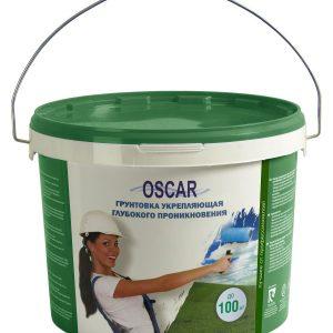 Грунтовка глубокого проникновения OSCAR/ ОСКАР укрепляющая 10л