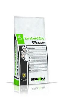 Kerabuild Eco Ultracem 5кг - раствор со сверхбыстрым отвердыванием