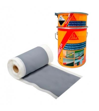 Sika® Dilatec® System – Система для гидроизоляции швов