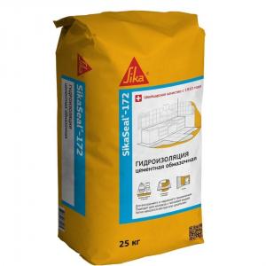 SikaSeal®-172 – Гидроизоляционный состав на цементной основе