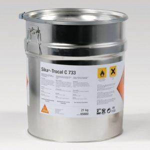 Sika Trocal C 733 контактный клей для ПВХ мембран